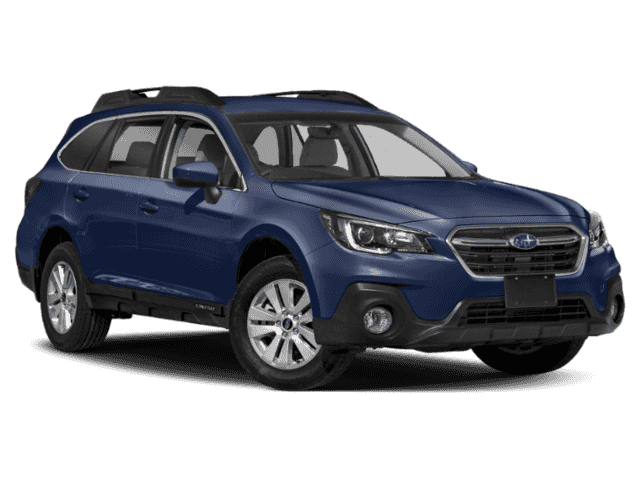 New 2019 Subaru Outback Touring