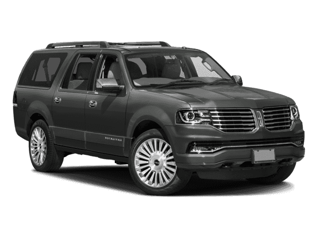 New 2017 Lincoln Navigator L Select With Navigation & 4WD