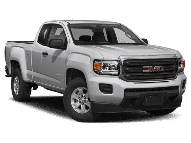 New 2019 GMC Canyon 2WD SL