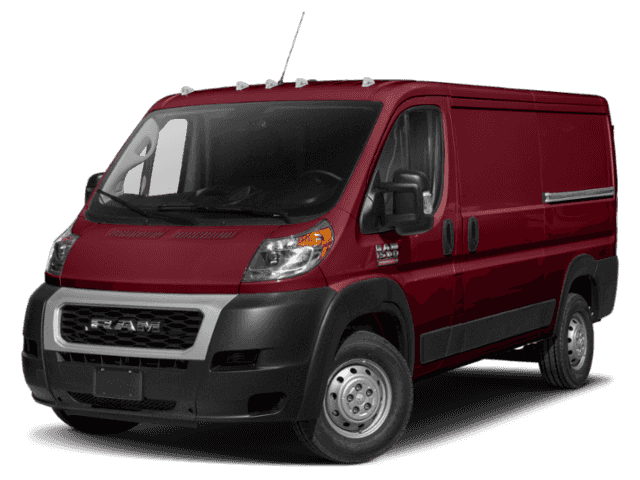 New 2019 RAM ProMaster Base