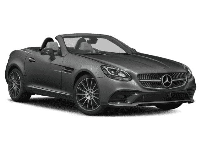 New 2018 Mercedes-Benz SLC SLC300