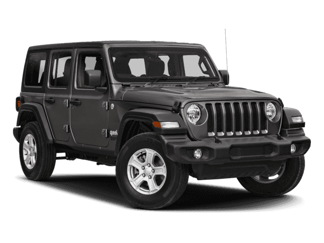 Great New 2018 Jeep Wrangler Unlimited Sport