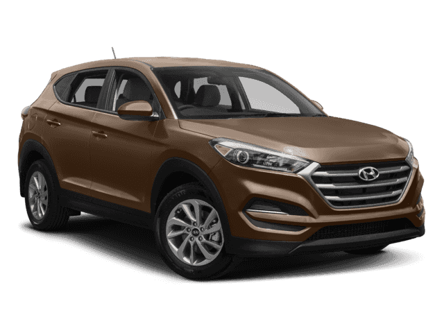 New 2017 Hyundai Tucson SE Sport Utility in Billings M