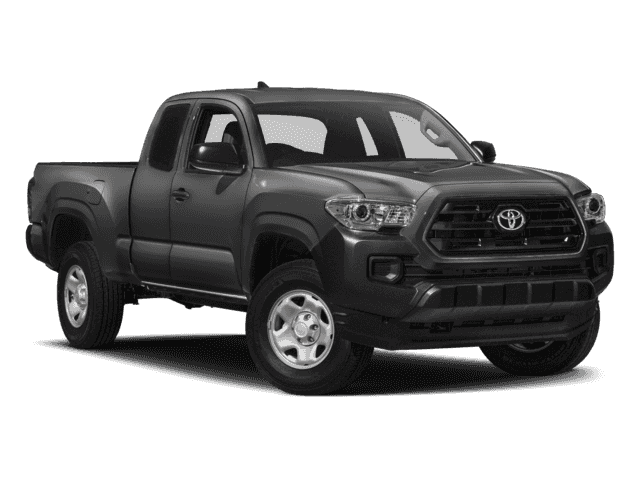 New 2018 TOYOTA Tacoma Access Cab SR 4x2 PC