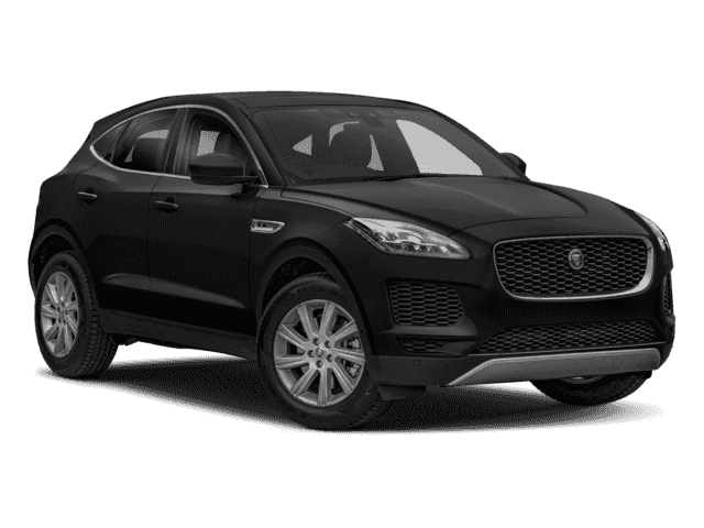New 2018 Jaguar E-PACE S All Wheel Drive Sport Utility