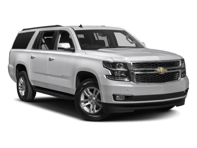 New 2017 Chevrolet Suburban LT