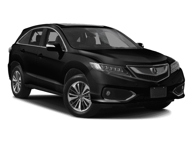 New 2017 Acura RDX w/Advance Pkg