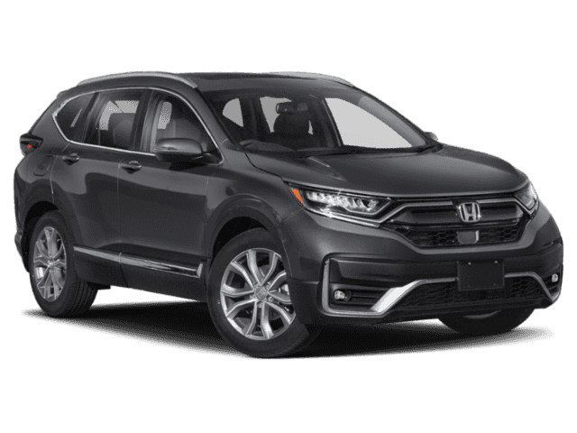 New 2020 Honda CR-V Touring AWD