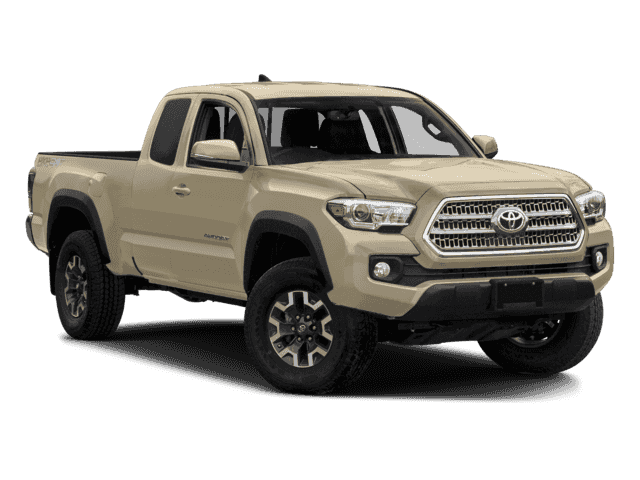New 2018 Toyota Tacoma TRD Off Road Access Cab