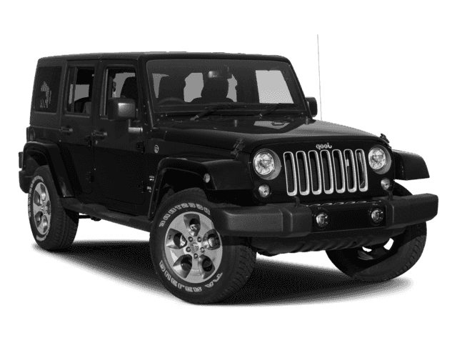 PRE-OWNED 2017 JEEP WRANGLER UNLIMITED SAHA 4WD