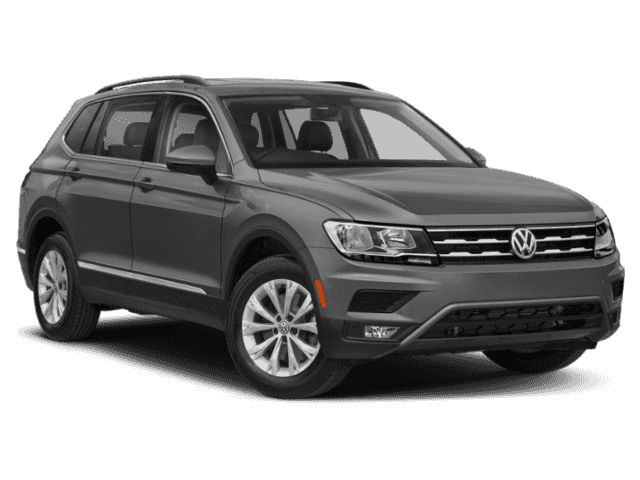 New 2019 Volkswagen Tiguan SEL w/Third Row