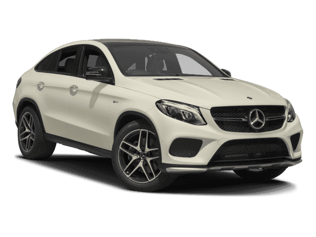 New Mercedes-Benz GLE GLE 43 AMG® Coupe