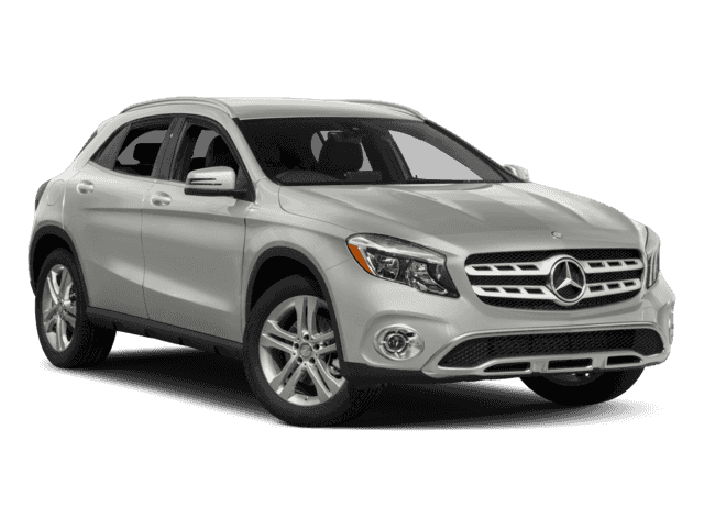 New 2018 Mercedes-Benz GLA GLA