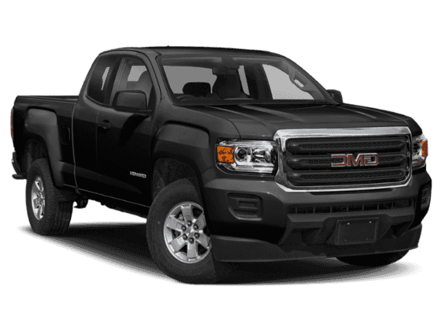 New 2020 GMC Canyon 2WD