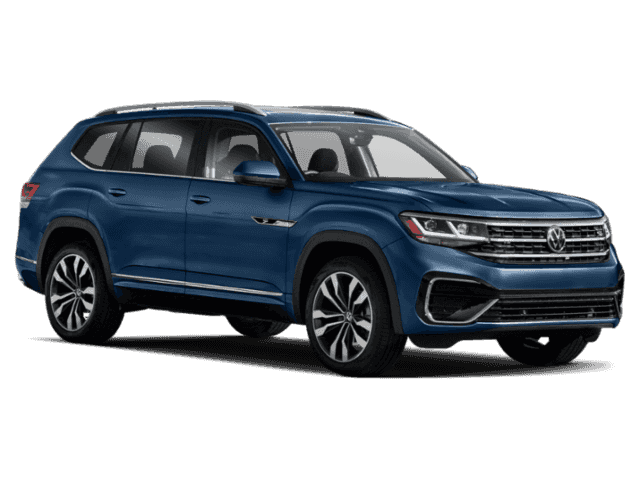 2021 Volkswagen Atlas 3.6L V6 SE w/Technology R-Line w/Technology R-Line and 4Motion