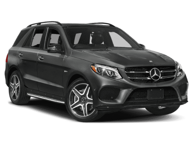 New 2018 Mercedes-Benz GLE43 AMG 4MATIC SUV