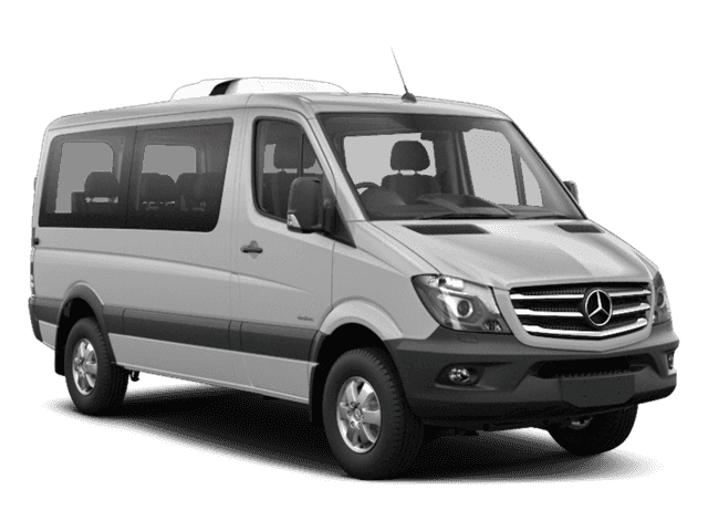 New 2018 Mercedes-Benz Sprinter Passenger Van M2PV46