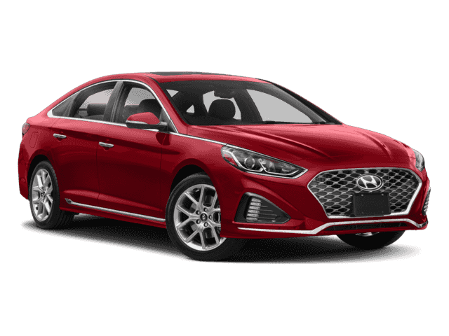New 2018 Hyundai Sonata Sport 4D Sedan in HYJH
