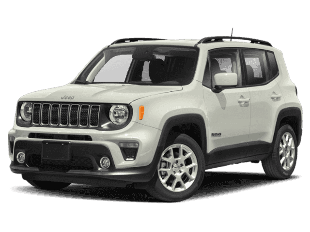 New 2020 JEEP Renegade