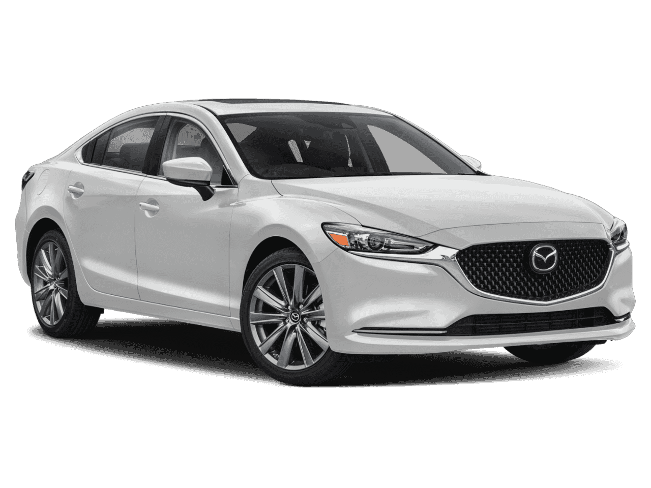2019 Mazda6 Grand Touring FWD 4dr Car