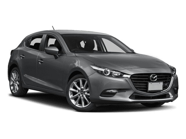 New 2017 Mazda3 Touring FWD Hatchback