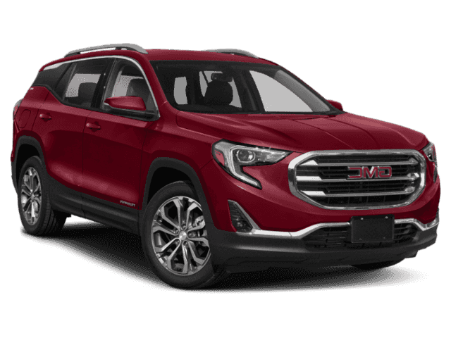 New 2019 GMC Terrain SLT AWD - #RB19908 in Orchard Park, NY | Basil Family Dealerships