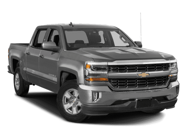New 2018 Chevrolet Silverado 1500 LT - Bluetooth