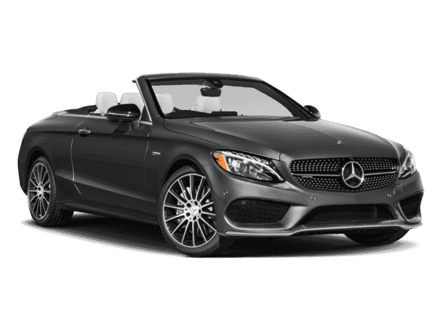 New 2018 Mercedes-Benz C 43 AMG® Cabriolet AWD 4MATIC®
