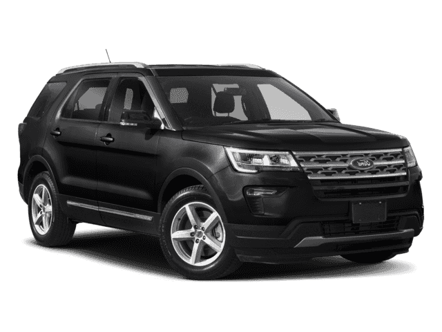 Black Ford Explorer >> New 2018 Ford Explorer Xlt 4d Sport Utility In Olive Branch Near