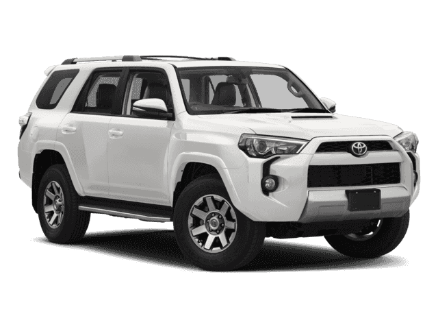 New 2018 Toyota 4Runner TRD Off-Road Premium 4D Sport Utility With Navigation & 4WD
