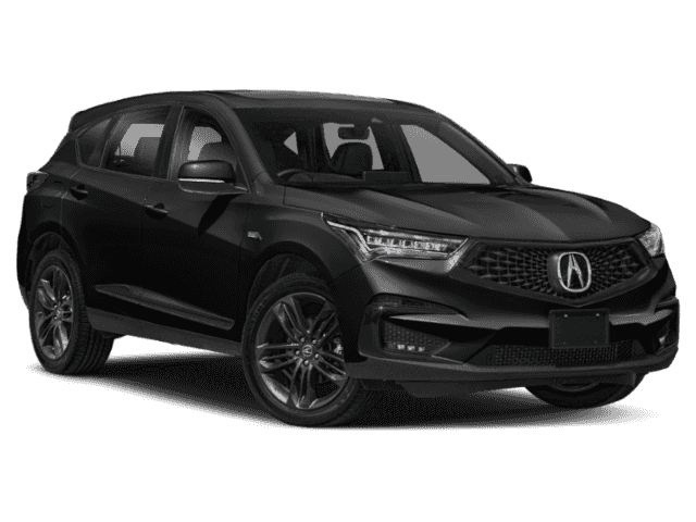 Pre-Owned 2020 Acura RDX w/A-Spec Pkg