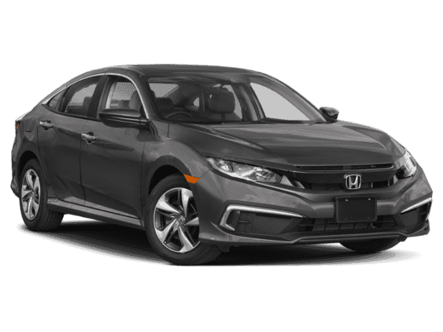 New 2019 Honda Civic LX 2.0L