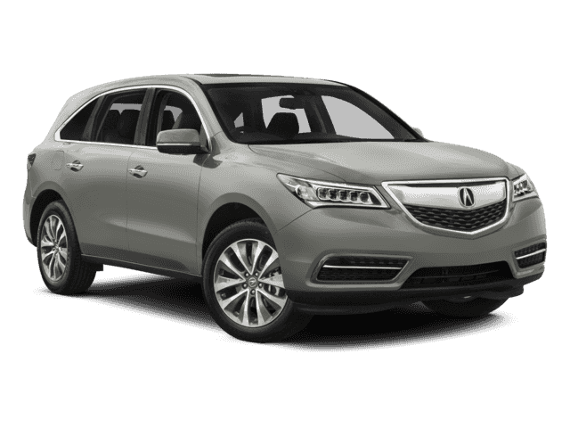 Pre-Owned 2015 Acura MDX SH-AWD w/Tech w/RES