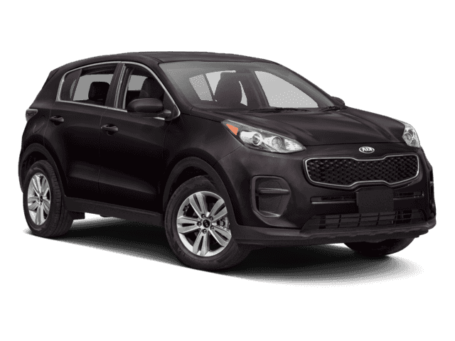Pre-Owned 2017 Kia Sportage 4d SUV AWD LX Popular AWD