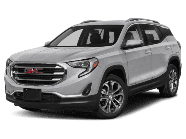 New 2020 GMC TERRAIN SLT All Wheel Drive AWD 4dr