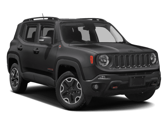 Black Jeep Renegade >> New 2017 Jeep Renegade Trailhawk 4d Sport Utility In Bloomington