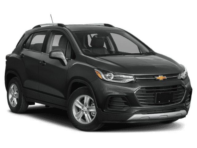 New 2021 Chevrolet Trax AWD 4dr LT