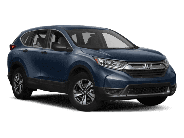 New Honda CR-V LX