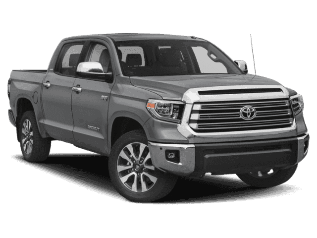 New 2019 Toyota Tundra 4x4 Crewmax SR5 Plus 5.7L