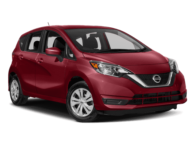 New 2018 Nissan Versa Note SV FWD 4D Hatchback