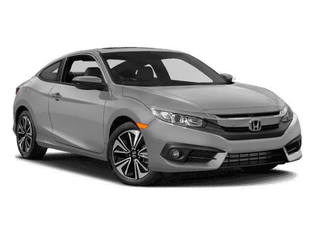 New Honda Civic Coupe EX-T