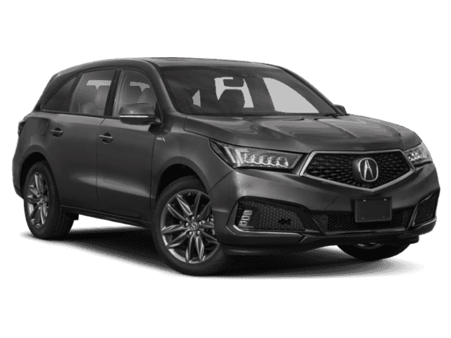 New 2019 Acura MDX w/Technology/A-Spec Pkg