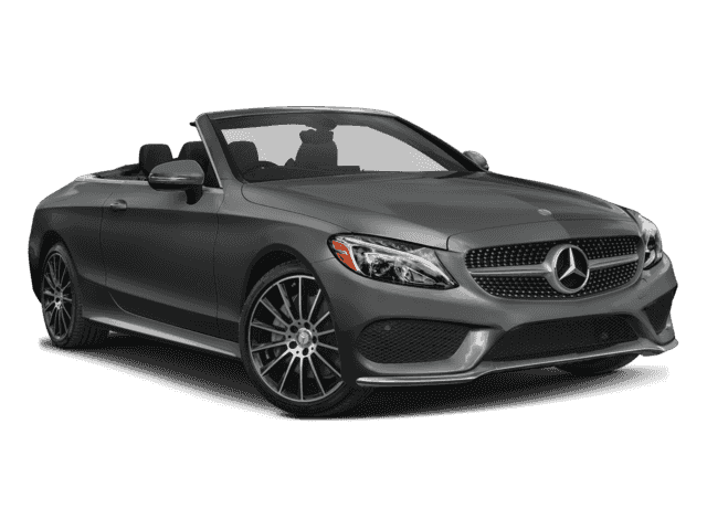 New 2017 Mercedes-Benz C 300 Rear Wheel Drive Convertible
