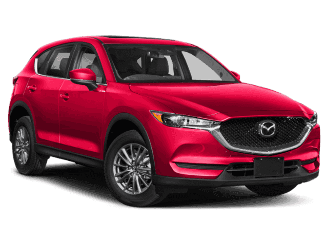 New 2019 Mazda CX-5 CX-5 TOURING