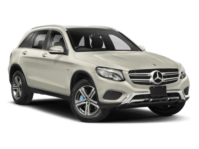 New 2019 Mercedes-Benz GLC GLC 350