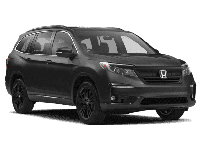 New 2021 Honda Pilot Special Edition AWD