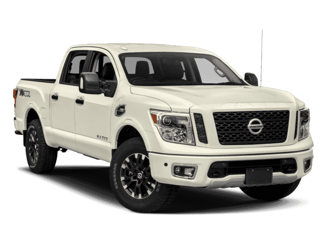 new 2018 nissan titan pro 4x 4d crew cab in east rochester 18n0247 hoselton auto mall. Black Bedroom Furniture Sets. Home Design Ideas