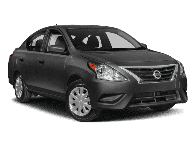 New 2018 Nissan Versa 1.6 S+ FWD Sedan