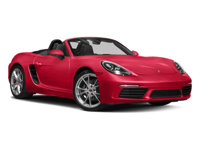New 2018 Porsche 718 Boxster Base RWD 2dr Convertible