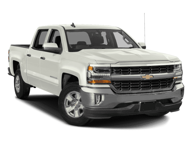 New 2018 CHEVROLET SILVERADO 1500 4WD CREW CAB LT Four Wheel Drive Standard Bed